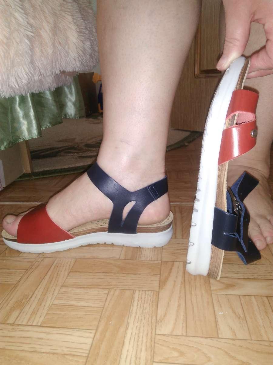 ad569b1e8f0105 Взуття жіноче. Босоніжки на літо. Шкіряне взуття. Якісне. 620 грн