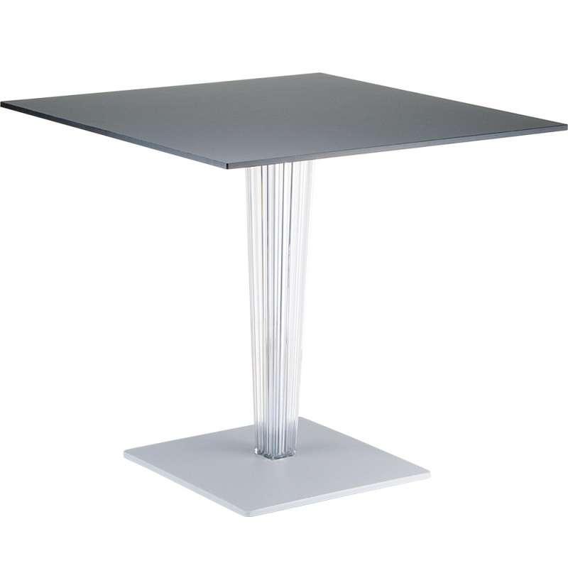 Стол пластиковый LULU 80х80