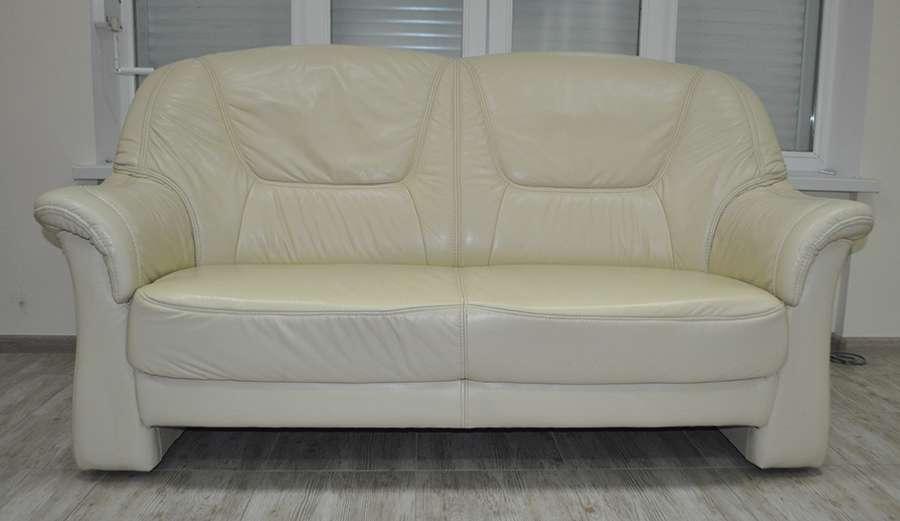 Продам кожаный диван, кресло, гарнитур! Из Германии! Идеальный!