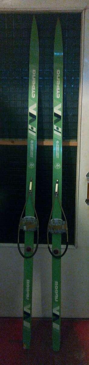 Лыжи спортивные беговые Стрела