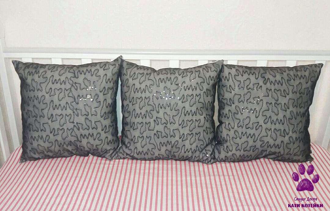 Подушки интерьерные