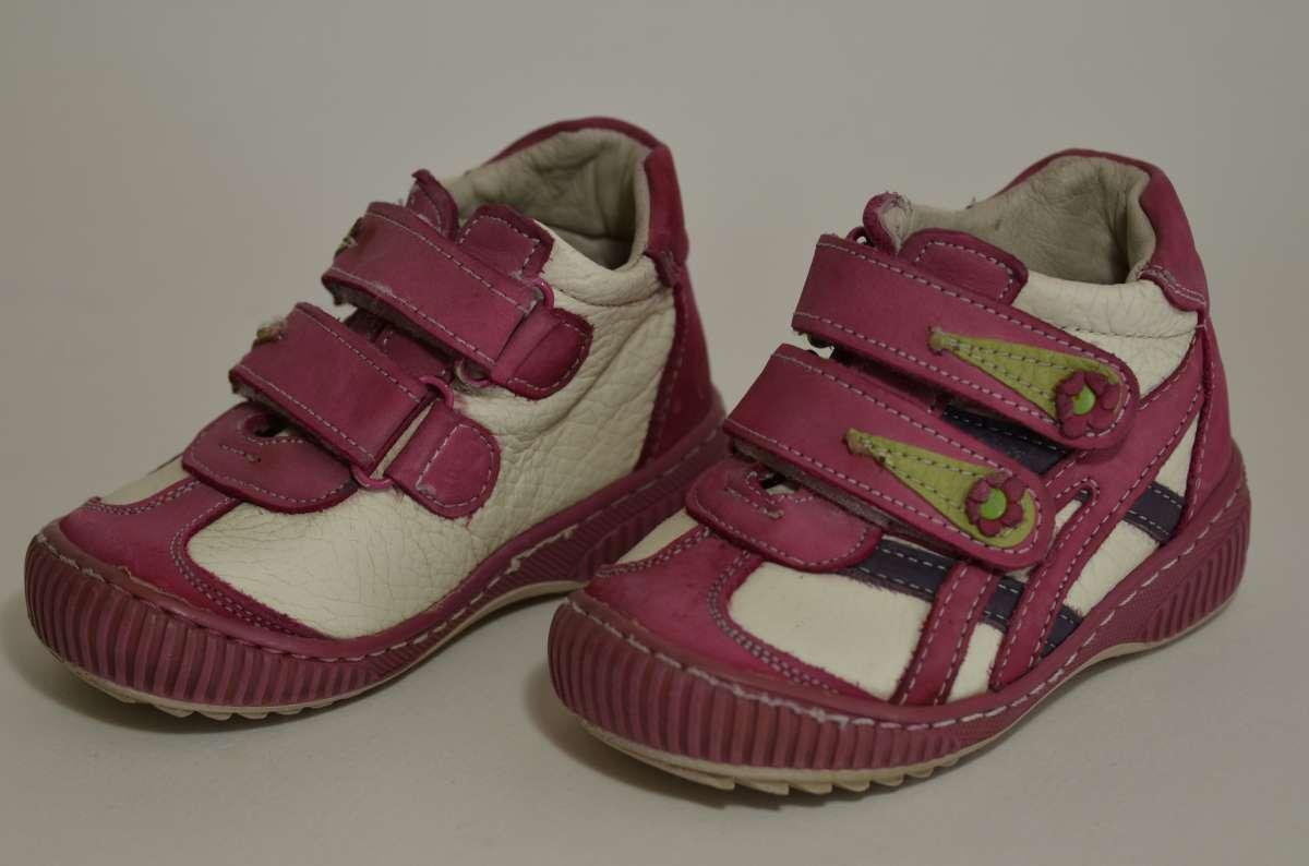 Демисезонные ботинки для девочки RED KIDS