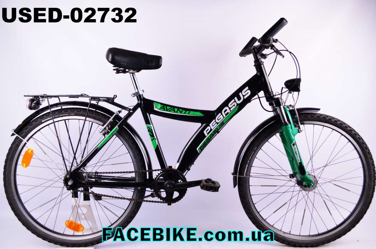 БУ Городской велосипед Pegasus Планетарка, у нас Большой выбор!