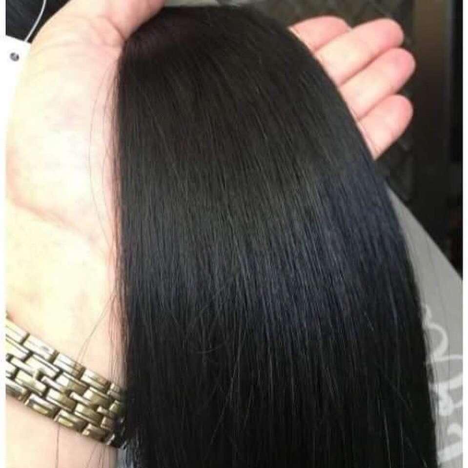 Натуральные волосы на заколках , голливудское наращивание