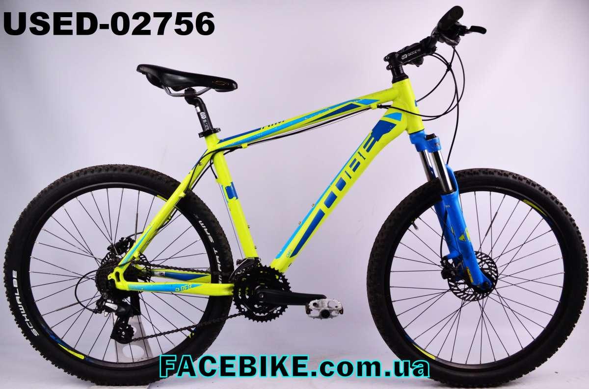 БУ Горный велосипед Cube - из Германии у нас Большой выбор!