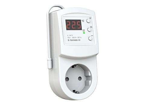 Розеточный терморегулятор Terneo RZ