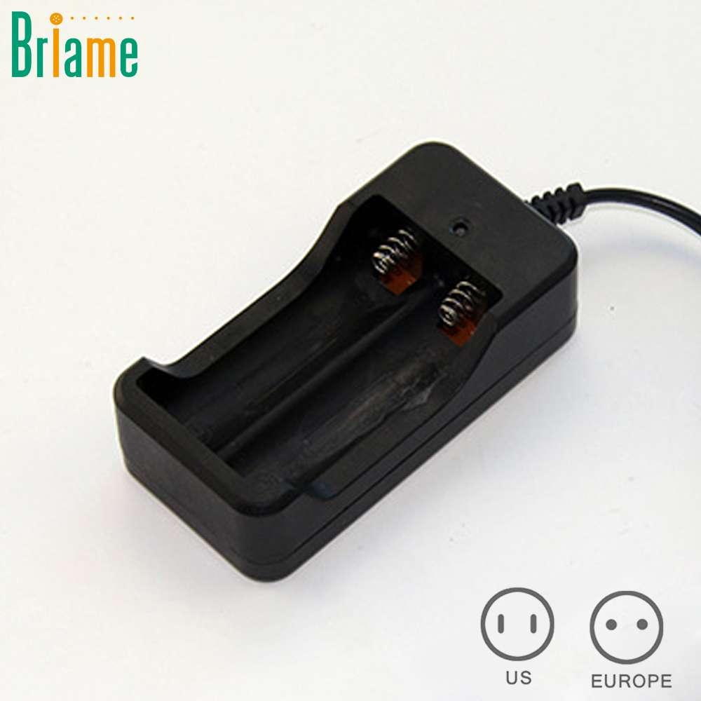 Зарядное устройство 18650 Li-Ion VAPE Батарея 4.2 В двойной слот