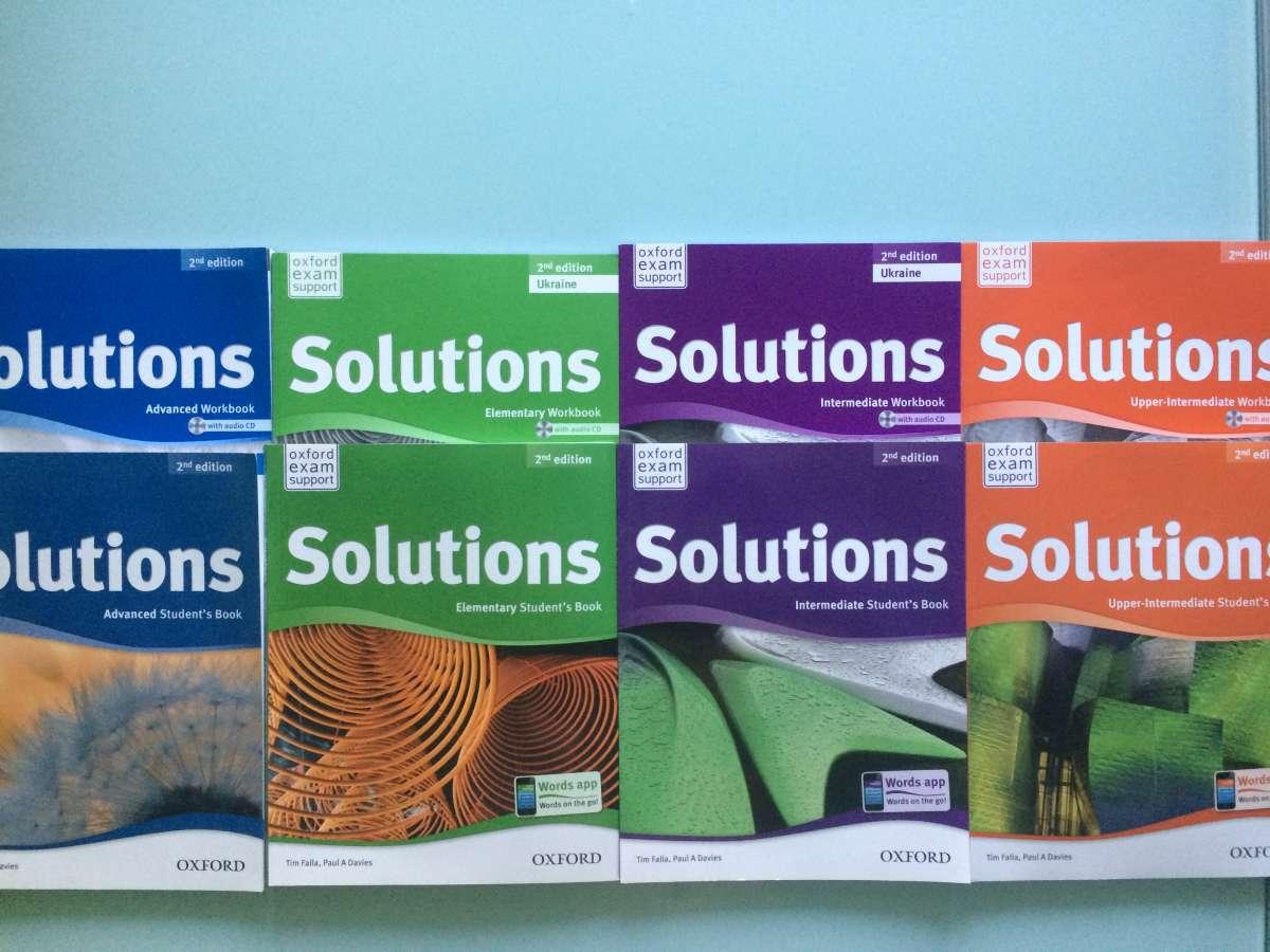 Гдз по английскому языку 5 класс solutions elementary students book