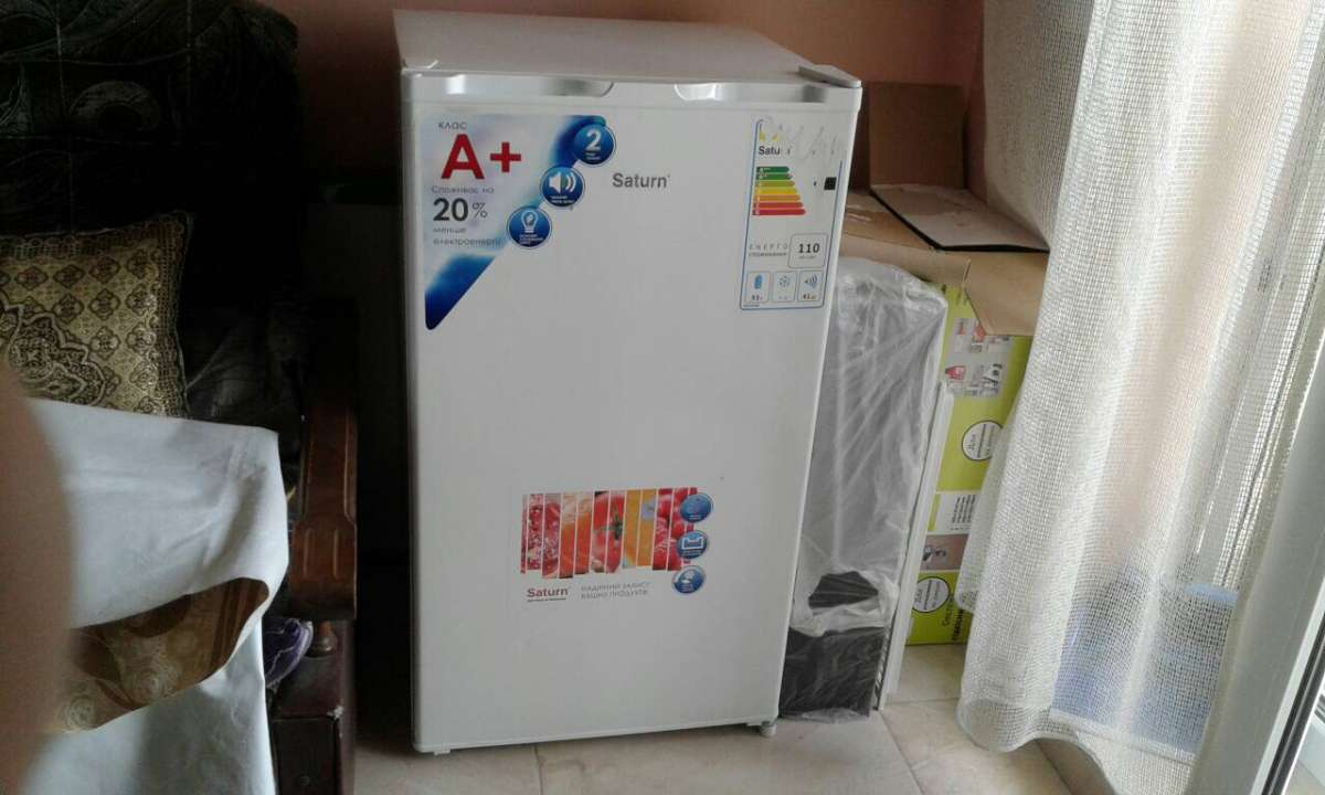 Холодильник маленький