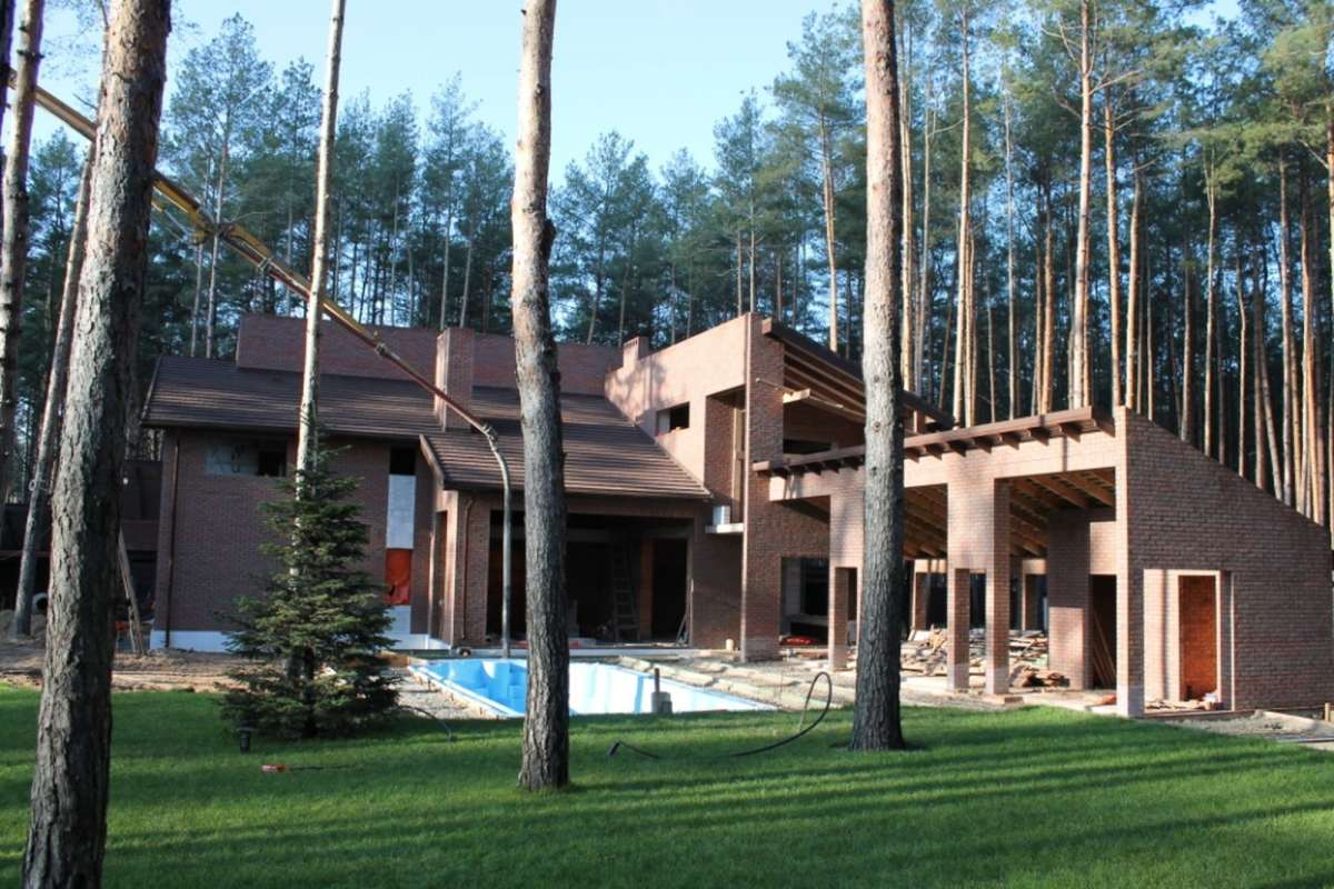 Строительство домов и коттеджей под ключ от компании «Империя Буд»