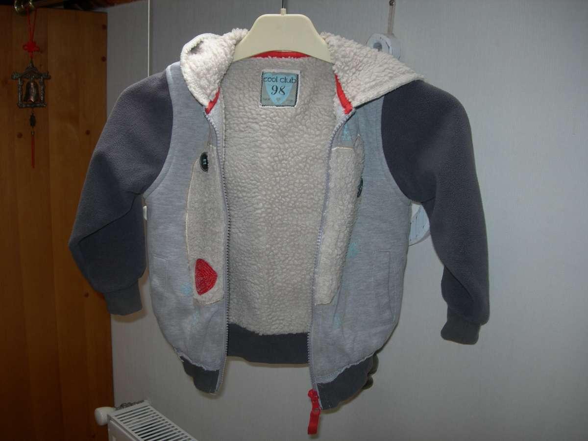 Куртка, ветровка, теплая, на 2-3 года, рост 98