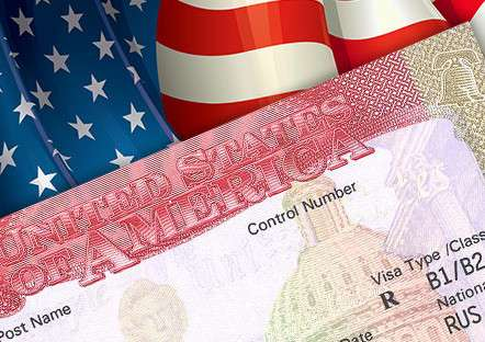 Туристическая Виза в США на 10 лет
