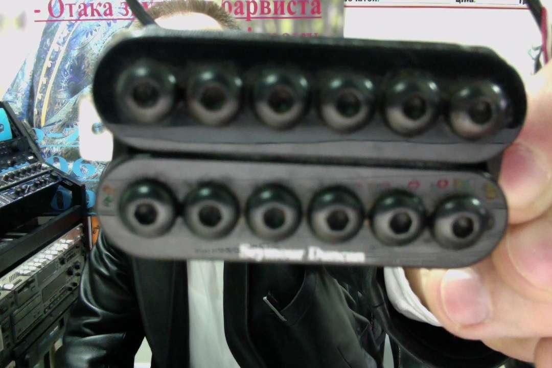 Звукознімач для електрогітари SEYMOUR DUNCAN INVADER