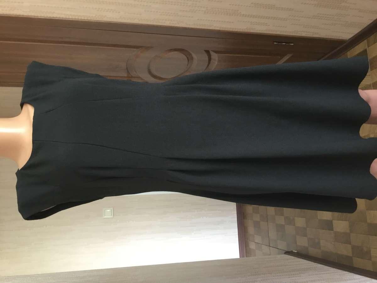 Платье чёрное Topshop, 42