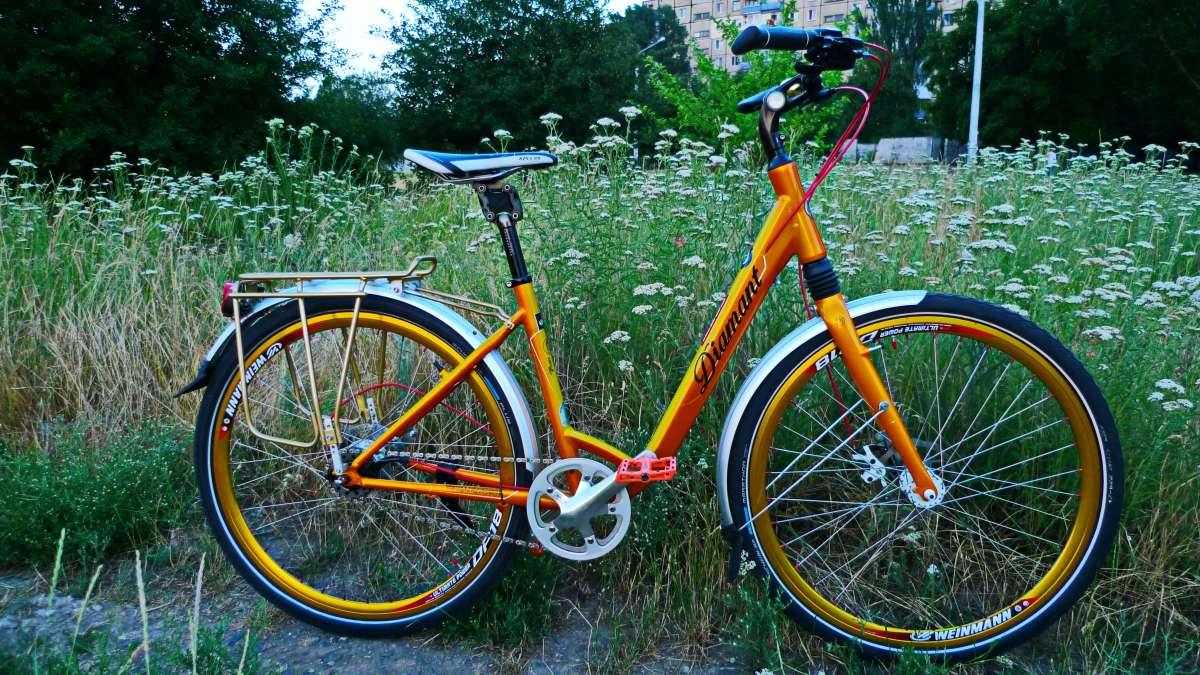 велосипеды немецкие в эксклюзивной комплектации