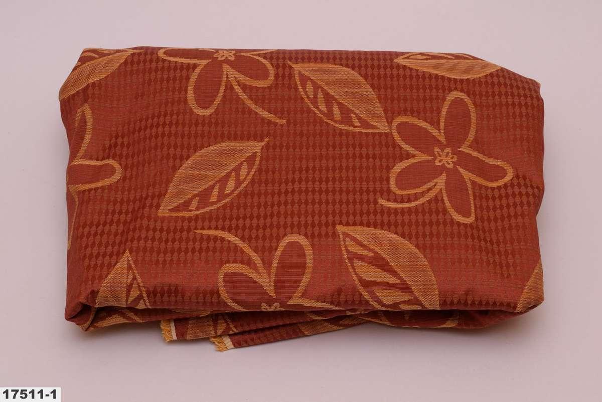 Ткань декоративная, хлопок + полиэстер с жаккардовым узором 17511