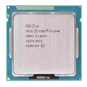 Процессор для ПК I5 3340 SR0YZ 3.1-3.3 GHz 77W 6M