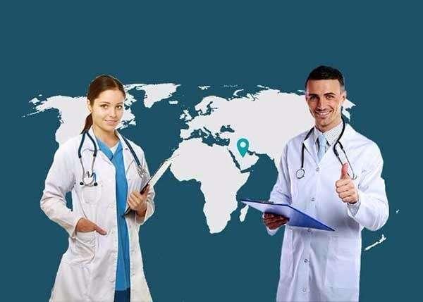 Легальная работа для врачей, медсестёр в Катаре по рабочим визам!