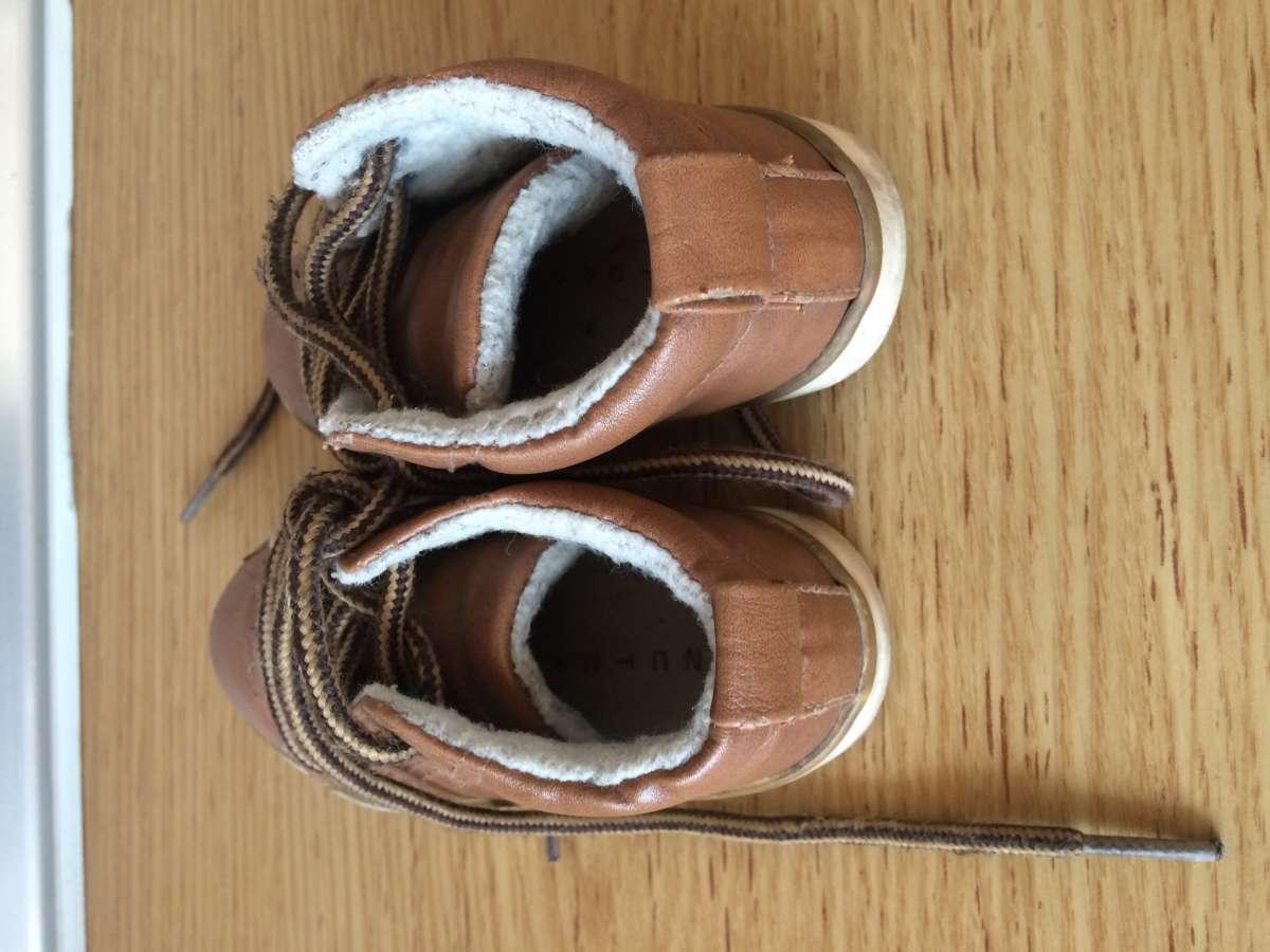 Ботиночки детские, 15 см