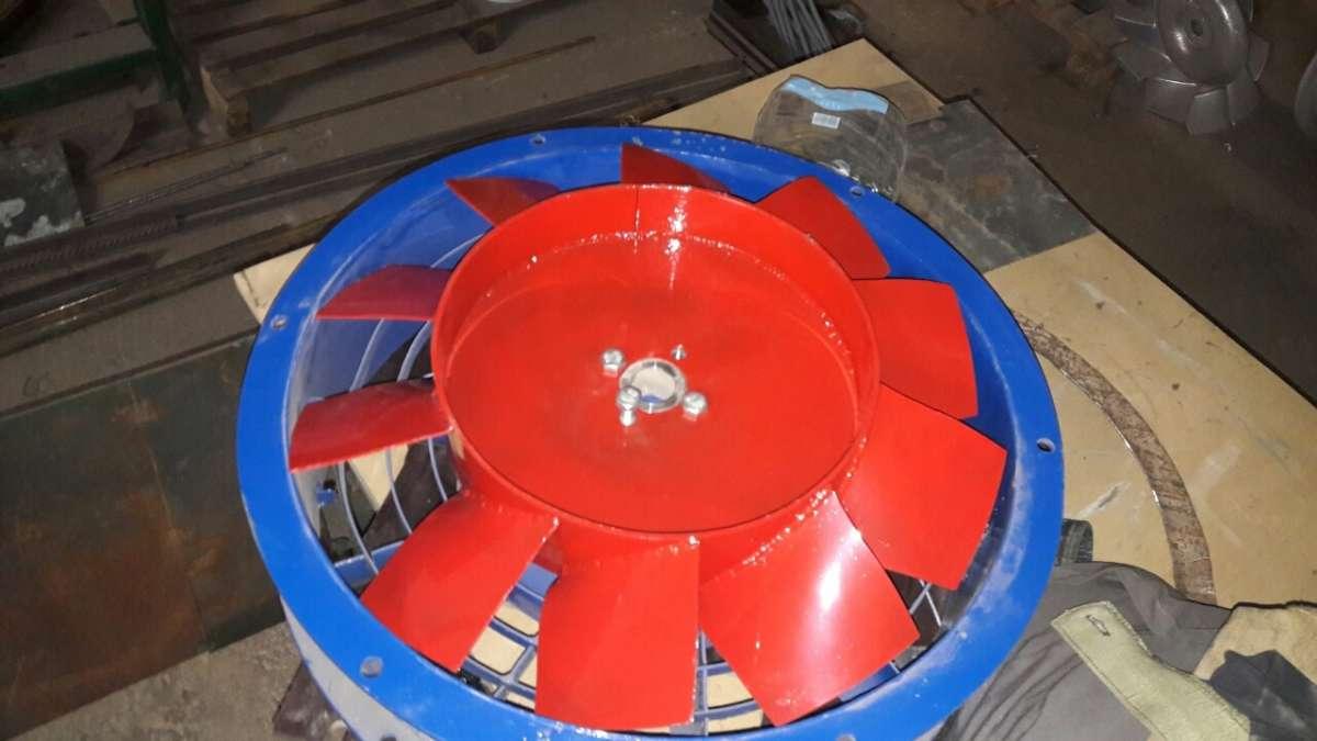 Робочее колесо вентилятора ЗАВ (СВМ-5)