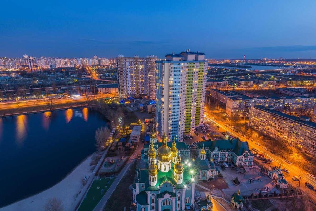 Паркинг продажа, Юрия Шумского 3-Г, Березняки