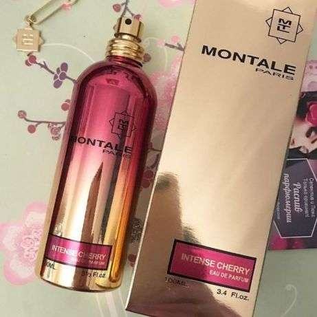 Montale Intense Cafe, Chery, Tiare, Rose Musk 100ml