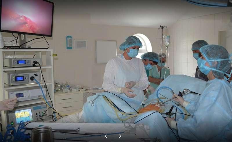 Онкологический центр в Киеве. Диагностика и лечение рака в Украине.