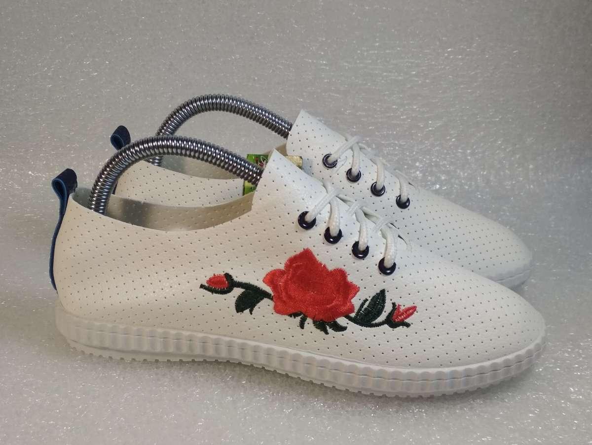 f157785a2 Gipanis фирменные летние кеды мокасины кроссовки 40 размер: 230 грн ...