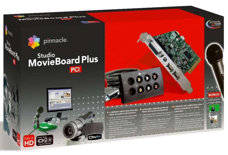 Pinnacle Systems Studio MovieBoard Plus 700-PC