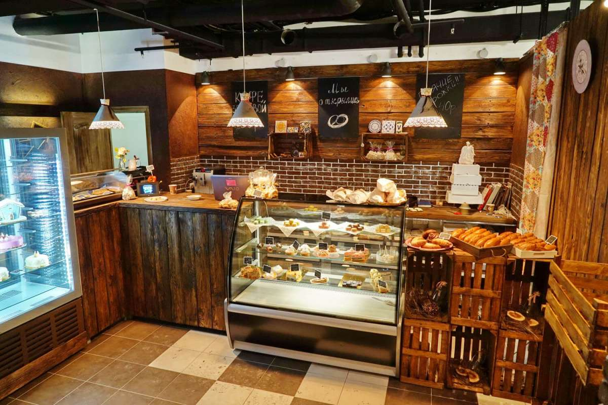 Зніму приміщення для кавярні-пекарні
