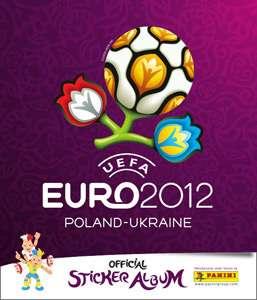 Стікери до Альбому PANINI до ЄВРО-2012