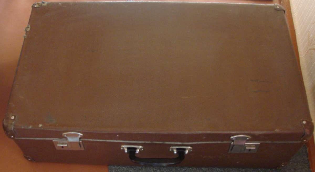 Вінтажні чемодани