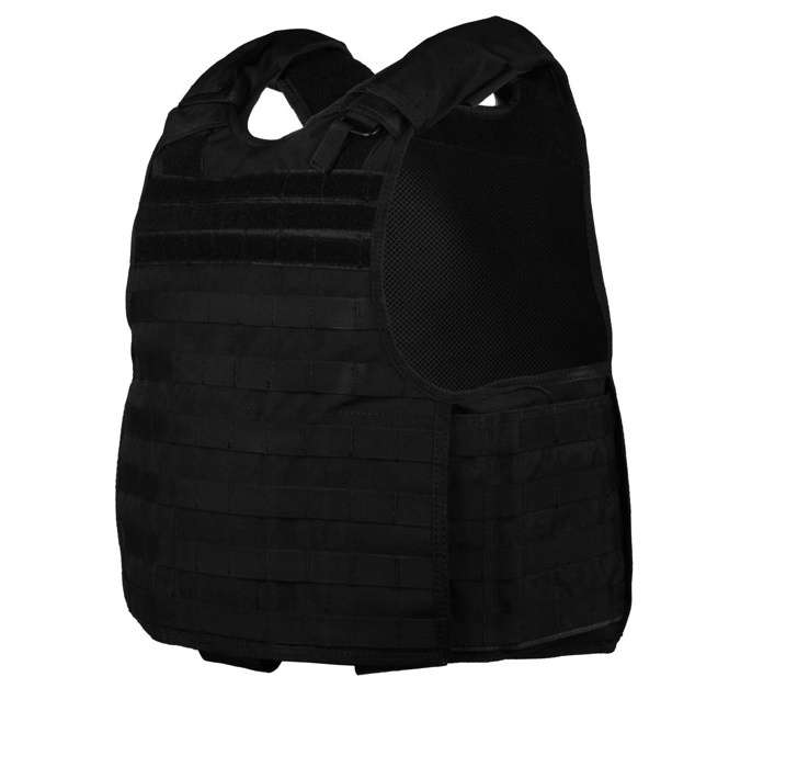 Жилет тактичний CONDOR QUICK RELEASE PLATE CARRIER BLACK