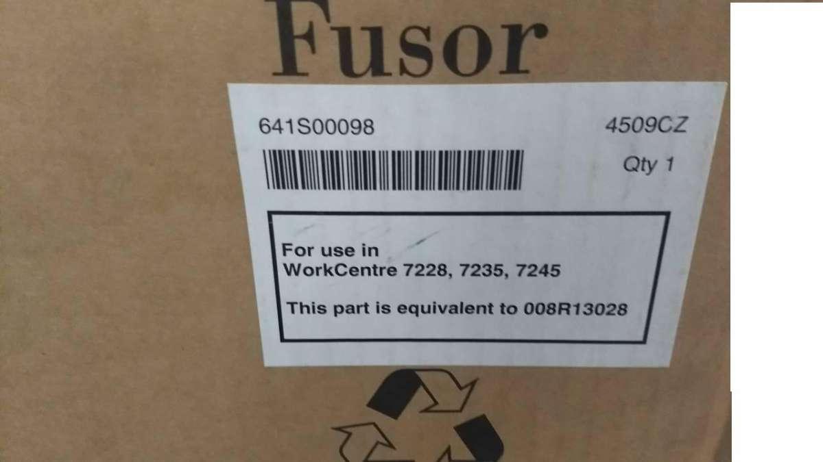 Печка Fuser Xerox WorkCentre WC 7228/7235/7245/7328/7335/7345/7346