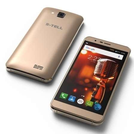S-TELL P750 Gold Супер смартфон