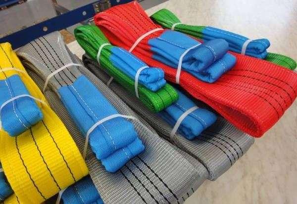 Строп текстильный,1-10 тон,доставка по Украине! Платильщик НДС