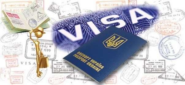 Оформлення документів на виготовлення шенгену та  візи