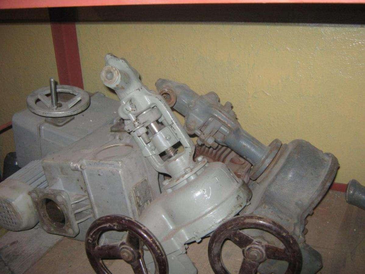 Вентиль - клапан 999-20-Э; Ду 20 Ру 250, электроприводной