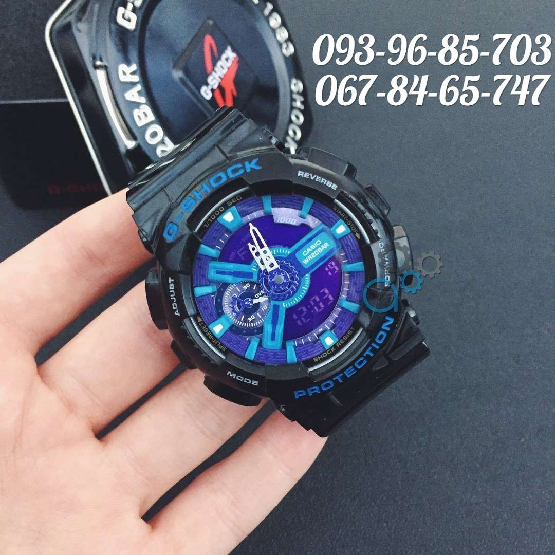 702280ad Мужские спортивные наручные часы Casio G-SHOCK! топ качество! 390 грн