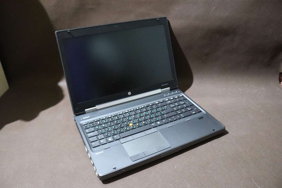 Премиум HP EliteBook 8570w i7 8Ram FullHD