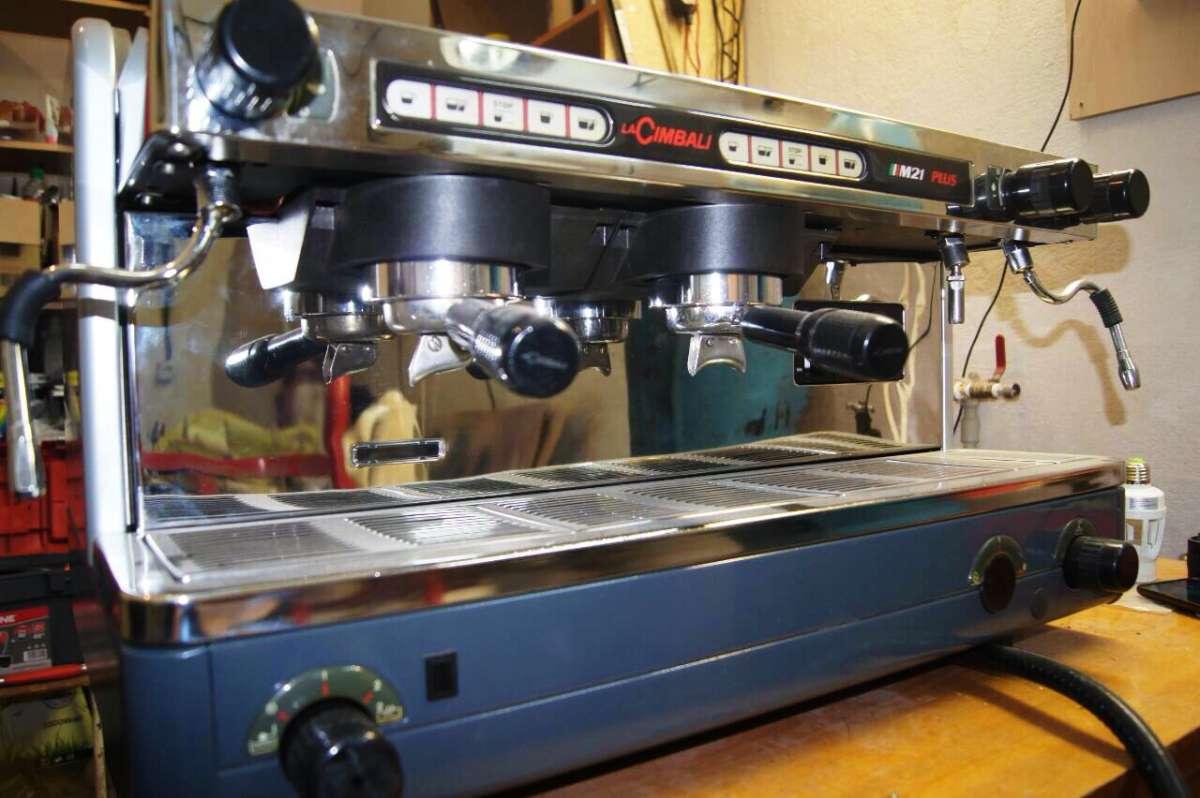 Кофемашина La Cimbali M21
