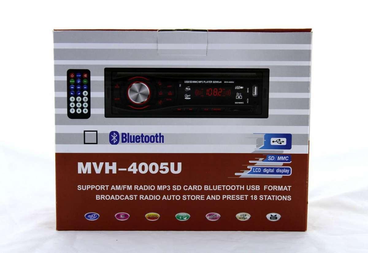 Автомагнитола MVH 4005U