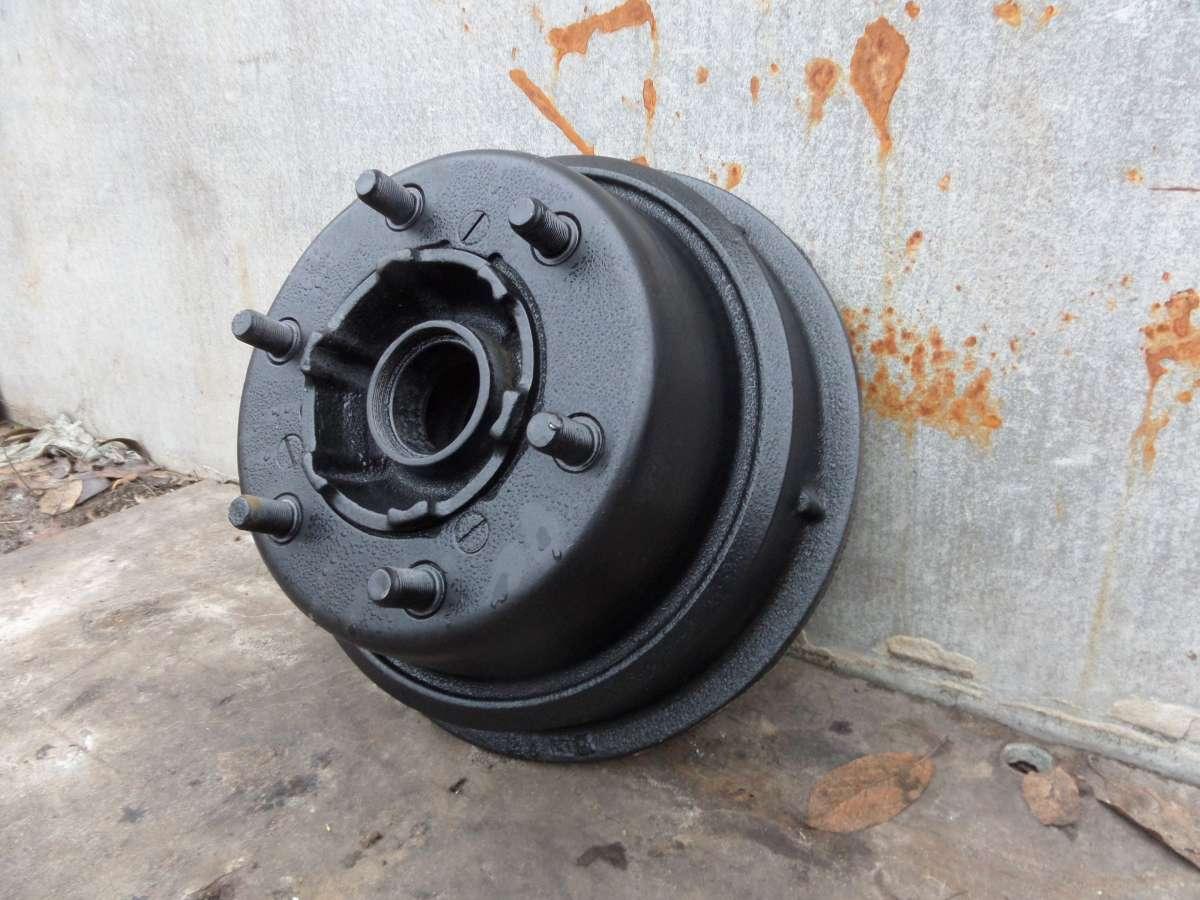 Тормозной барабан передний для автомобилей ГАЗ-53 (52)