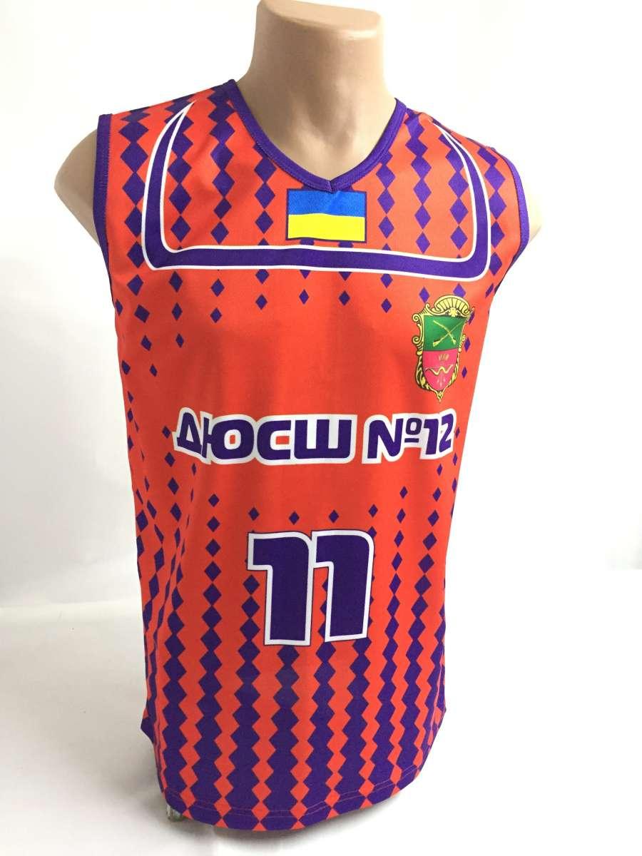 Спортивная одежда. Пошив, печать логотипов г. Николаев