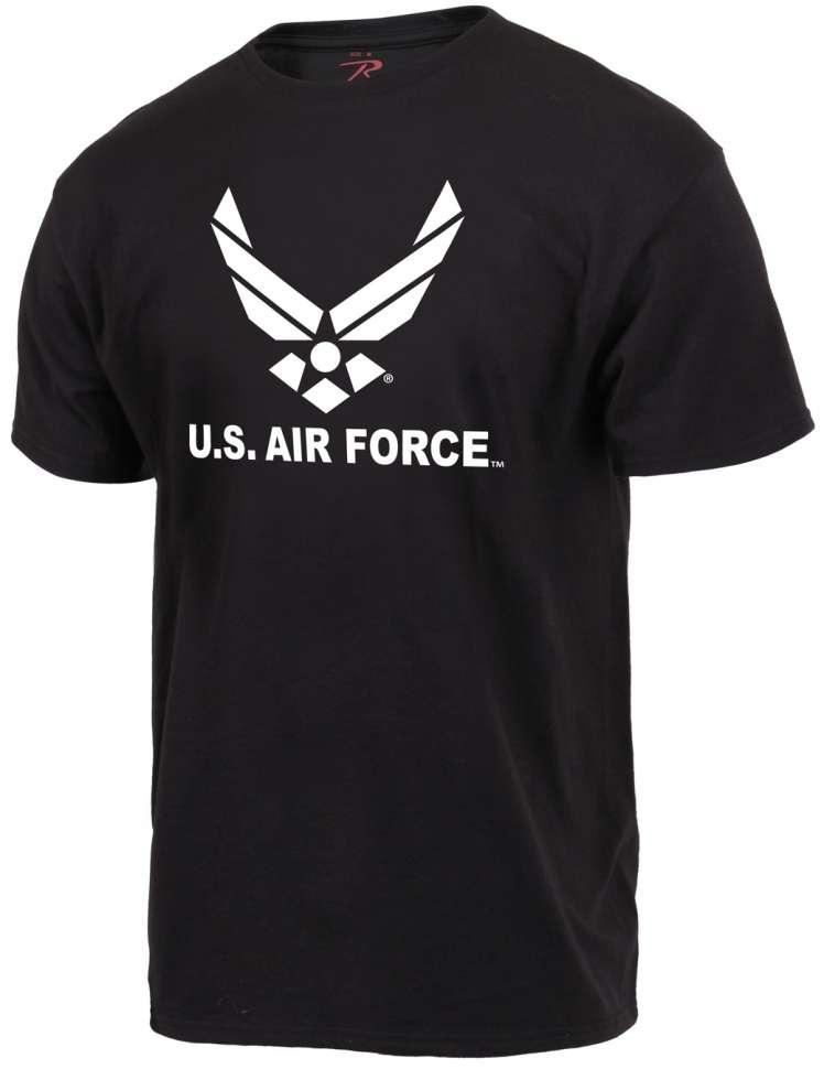 Футболка Rothco US Air Force Emblem