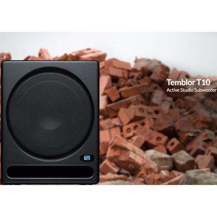 Продаётся Студийный монитор Presonus Temblor T10