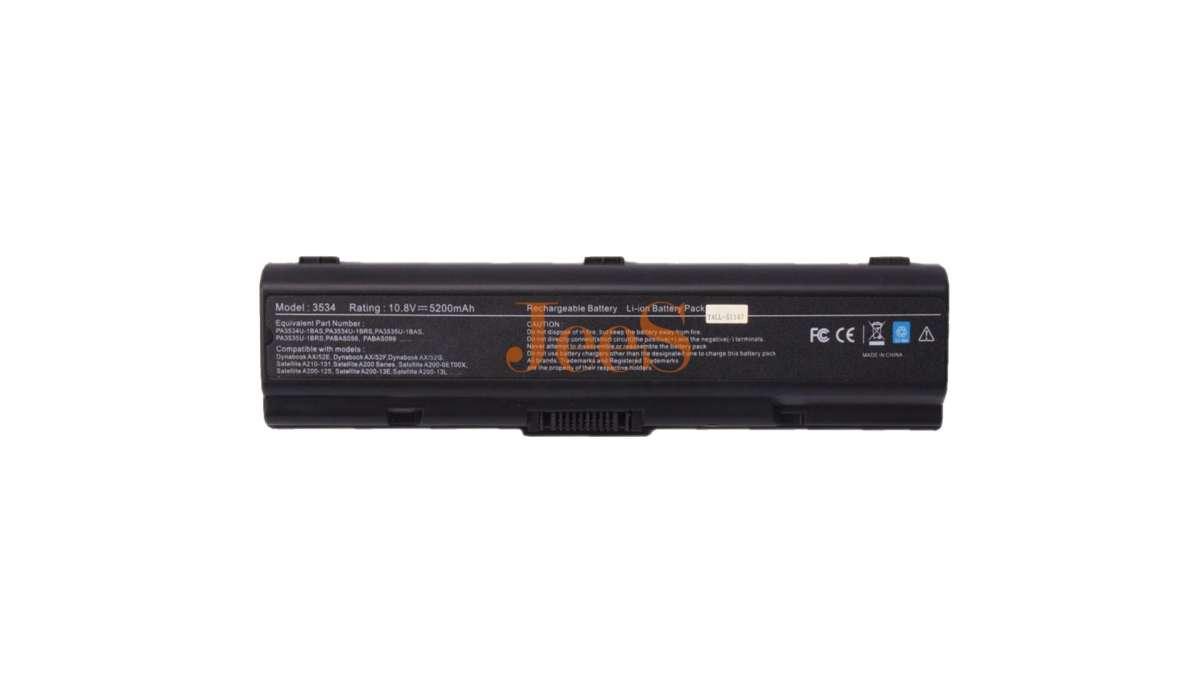 Аккумулятор / батарея Toshiba PA3534U-1BRS 5200mAh