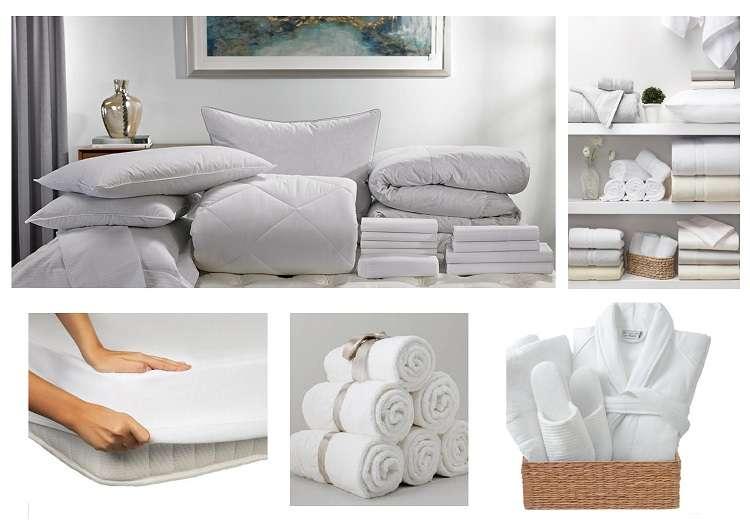 Качественный текстиль для отелей по низким ценам от производителя
