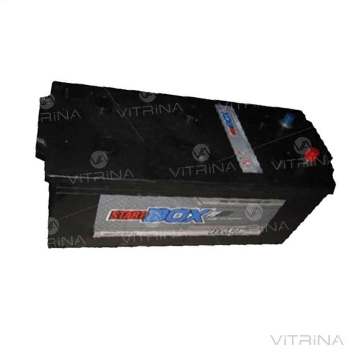 Аккумулятор StartBOX Econom 190Ah-12v 513x223x223 с боковыми клеммами