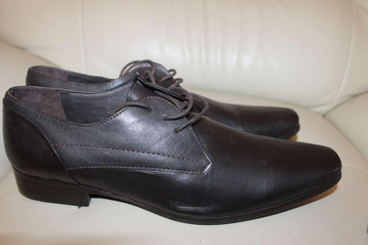 Шкіряні туфлі Belmondo  1 450 грн - Мода і стиль   Одяг  взуття ... d8adaae4ac770